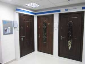 Двери - Сейф