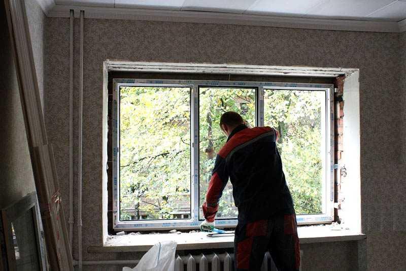 Купить окна с монтажом в Орле