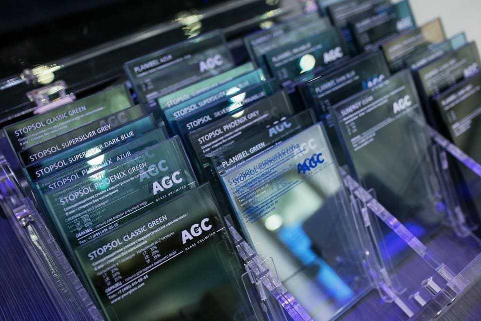 Стеклопакеты AGC в Орле