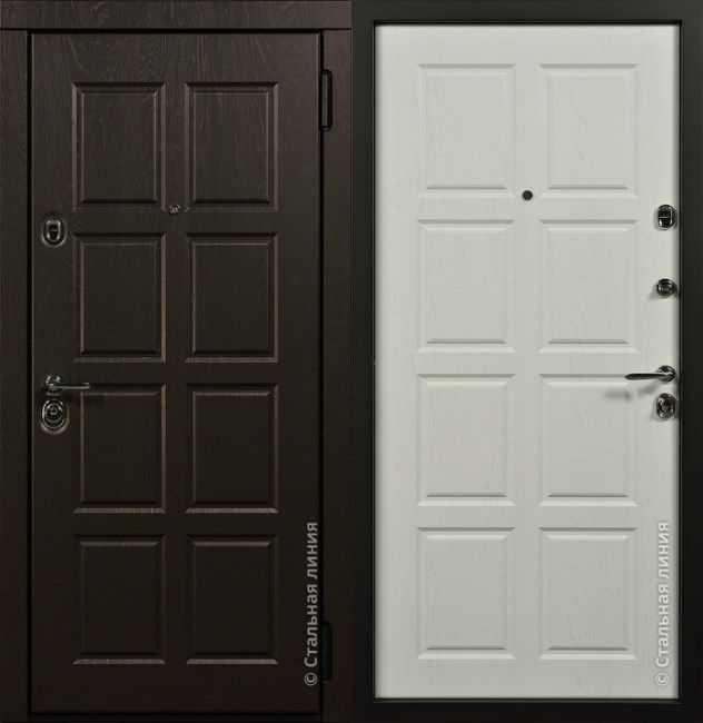 Дверь-Сейф Октавио