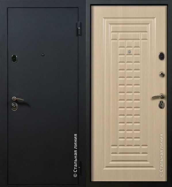 Дверь-Сейф Стандарт