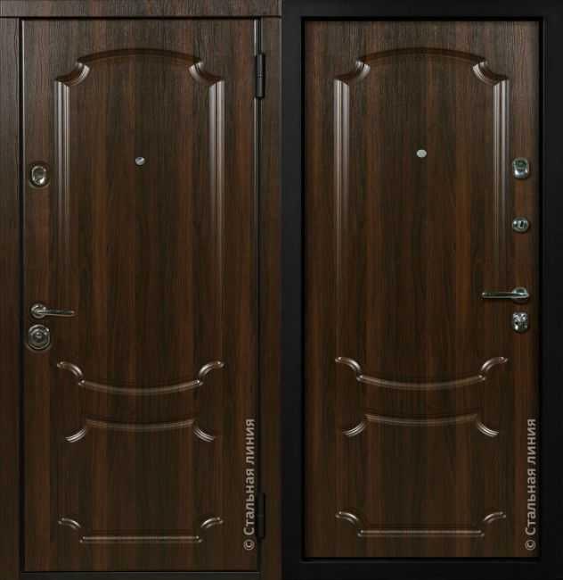 Дверь-сейф Триумф