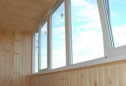 Остекление балкона Slidoors