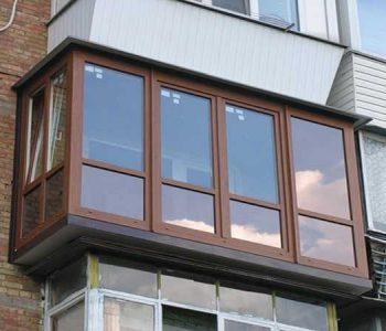 Балконы в Орле