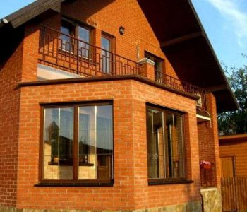 Окна для частного дома в Орле